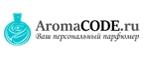 Промокоды AromaCODE.ru