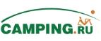 Промокоды Camping.ru